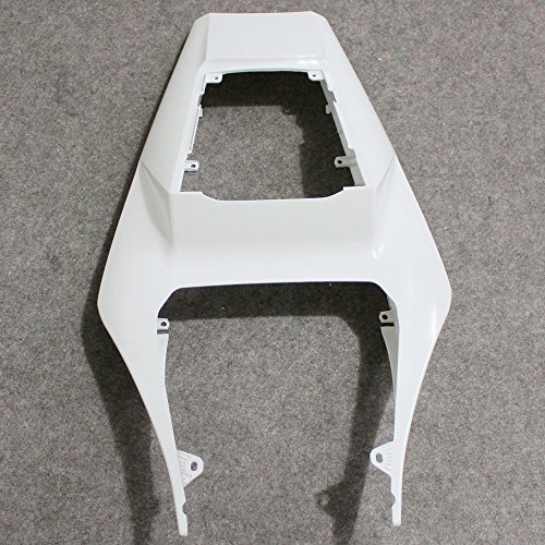 (ZXMOTO Unpainted Upper Cover of Tail Fairing for YAMAHA YZF R1 (2002-2003) Individual Motorcycle Fairing)
