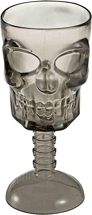 Forum Novelties calavera copas, claro: Amazon.es: Hogar