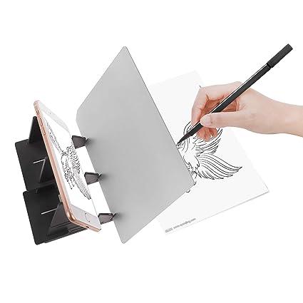 Tablero óptico de trazado para pintar y copiar, panel de dibujo ...