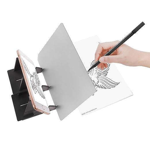 Tablero óptico de trazado para pintar y copiar, panel de ...
