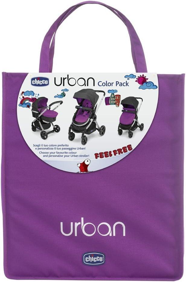 Carrito de bebé Chicco Urban Color Pack (Beige) Cyclamen: Amazon ...