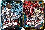 yugioh yugi duelist pack - Yugioh Yugi Slifer & Kaiba Obelisk 2016 MEGA TINS SET OF 2!