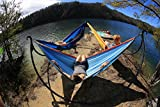 ENO Eagles Nest Outfitters - Pod Triple Hammock Stand, Charcoal