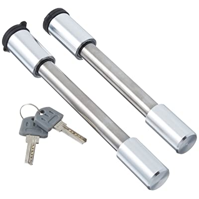 Andersen Hitches Stainless Steel Lock Set for Rapid Hitch Only (3492): Automotive