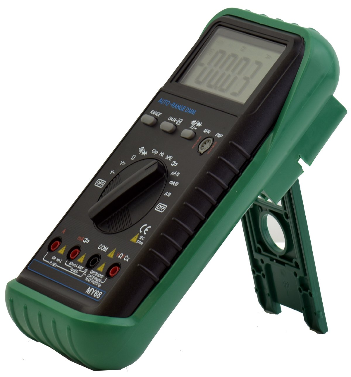 Amazon com innova 3320 auto ranging digital multimeter automotive - Sinometer My68 3 3 4 Autorange Digital Multimeter Automotive Multimeter Amazon Com
