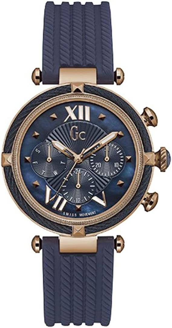 Ladies Gc Cablechic Watch Y16005L7