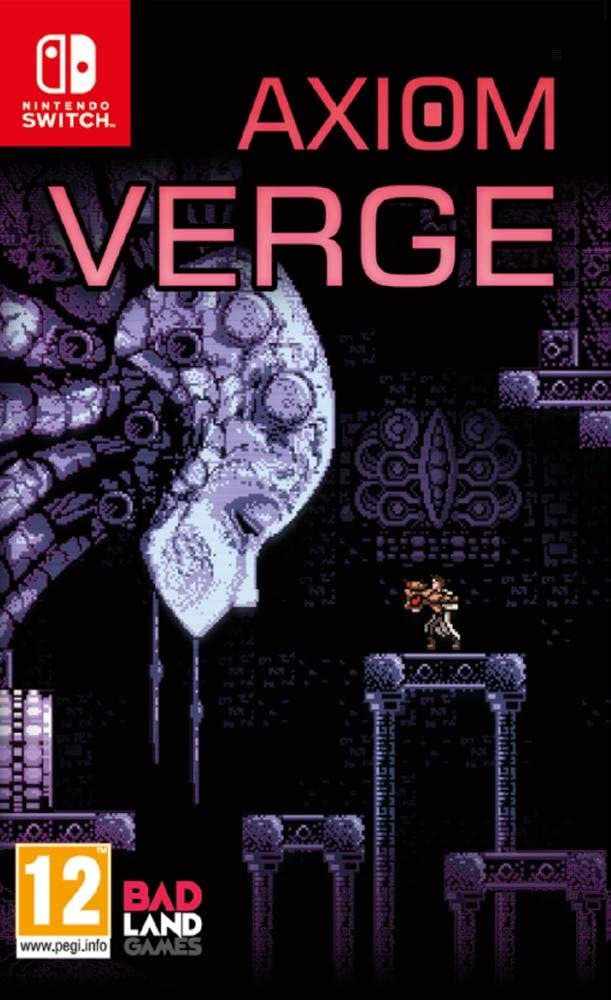 Axiom Verge - Nintendo Switch - Nintendo Switch [Importación ...