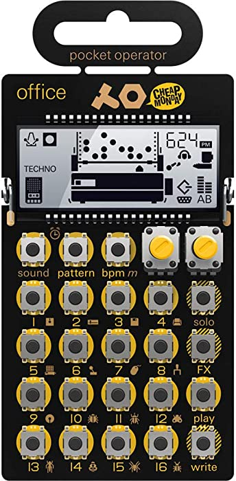 Teenage Engineering PO-24 Pocket Operator Office Noise Sequencer
