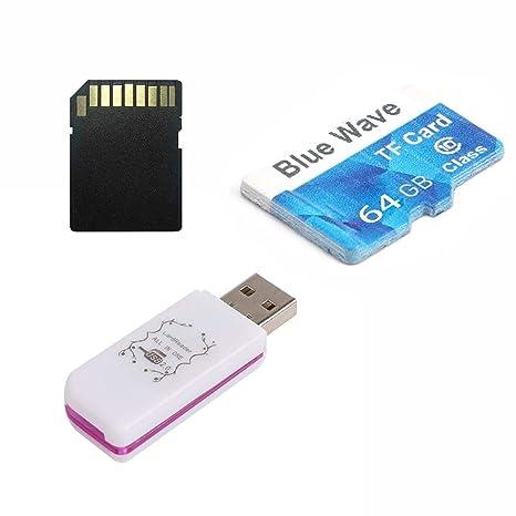Tarjeta de Memoria Micro Secure Digital de Alta Velocidad ...