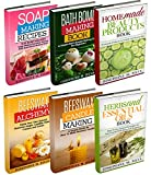 DIY Home Projects - 6 BOOK BUNDLE!!                       Soap Making Business Startup                       Here Is A Preview Of What You Will Learn...                       Essential ingredients for soap making         Neces...