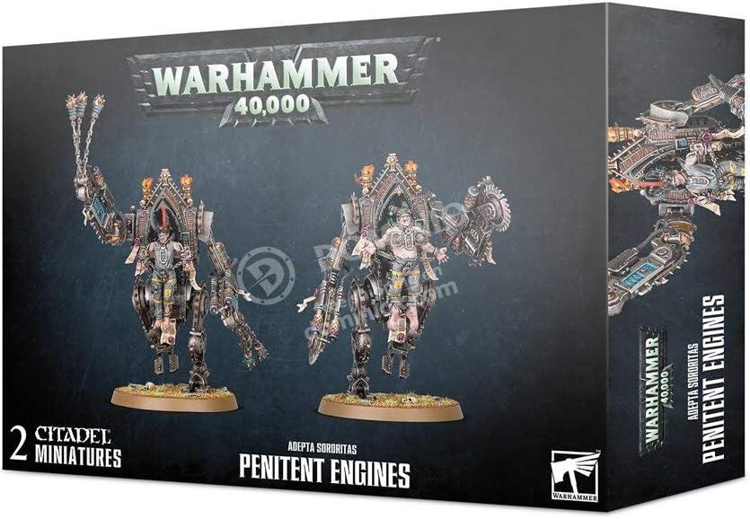 Games Workshop Warhammer 40k - Adepta Sororitas Penitent Engines