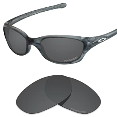 ddbafc3c8b3 Tintart Performance Lenses Compatible with Oakley Fives 2.0 Polarized Etched-Carbon  Black