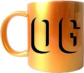 0b78cd3efe5 Kings Of NY OG Shadow Originial Gangster Coffee Mug Gold