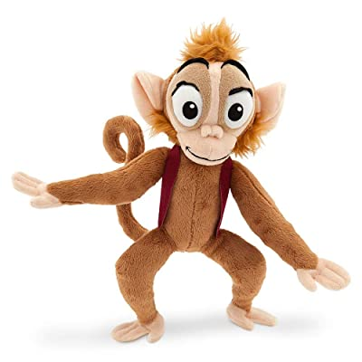 "Disney Aladdin Abu Exclusive 12"" Plush Doll [Monkey]: Toys & Games"