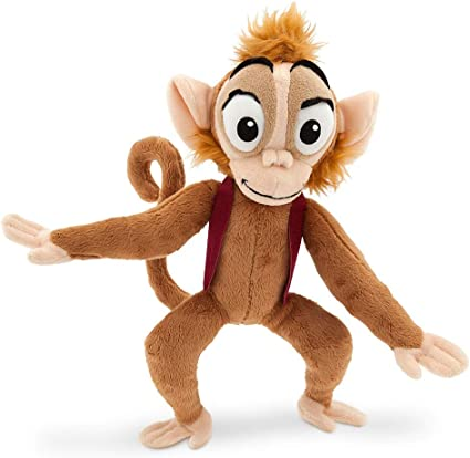 Amazon Com Disney Aladdin Abu Exclusive 12 Plush Doll Monkey Toys Games