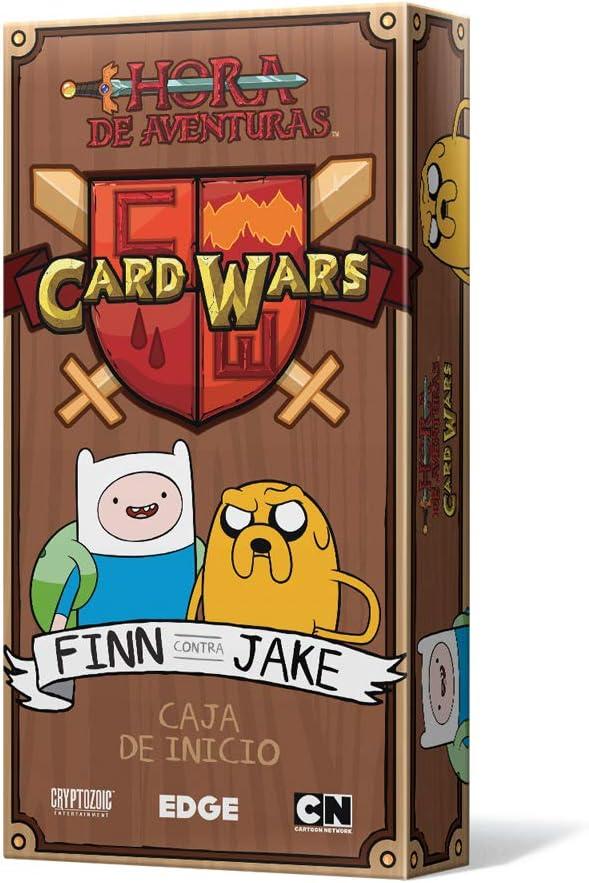 Edge Entertainment Hora de Aventuras - Finn contra Jake EDGATCW01