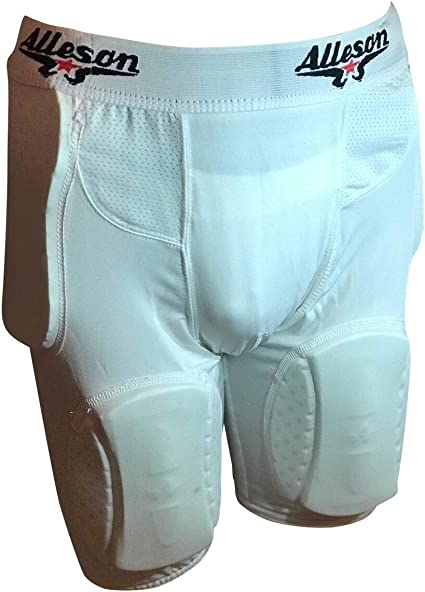 Alleson Athletic Youth Solo Integrated Football Girdle