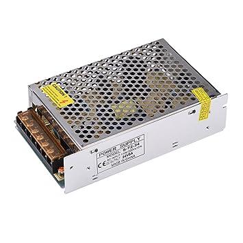 Richer-R Fuente de alimentación de Impresora 3D, Transformador de ...
