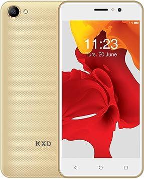 KXD W50 2019 Popularidad Smartphone 3G 5.0 Pulgadas Teléfono ...