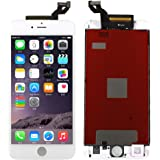 iPhone 6S Plus Screen Replacement Repair Kits, Cococka LCD Display 3D Touch Screen Digitizer Frame Replacement for iPhone 6s Plus 5.5 inch ( White)