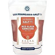 Red Alaea Hawaiian Sea Salt Fine Grain (2 lb. Bag - Fine Grain)