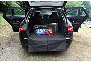 UKB4C Heavy Duty Water Resistant Car Boot Liner Mat Bumper Protector for Astra Estate All Models