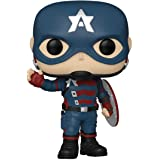 Funko Pop! Marvel: The Falcon and The Winter Soldier- John F. Walker