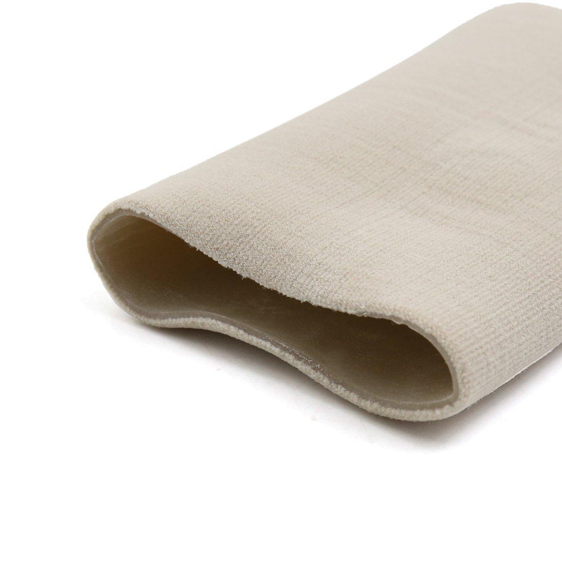 Amazon.com: eDealMax 1 par Beige Un tamaño de la guarnición de silicona Soporte fascitis Plantar Terapia Wrap Arco del tobillo: Health & Personal Care