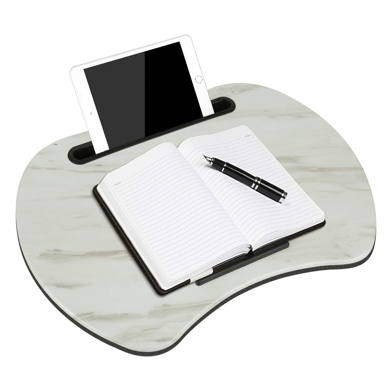 Amazon.com: Home BI - Escritorio portátil con soporte para ...