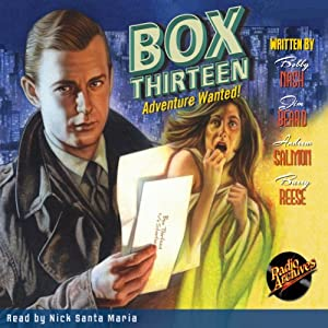 Box Thirteen Audiobook