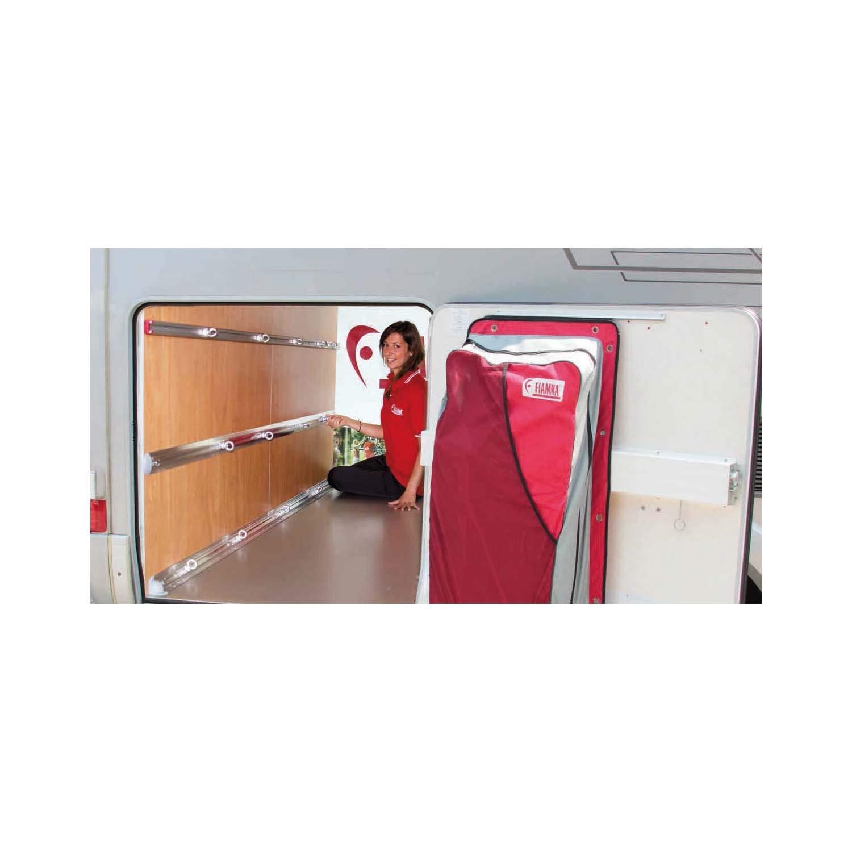 Fiamma 98655‐608 Garage Bars Premium 60 Barra 98655-608