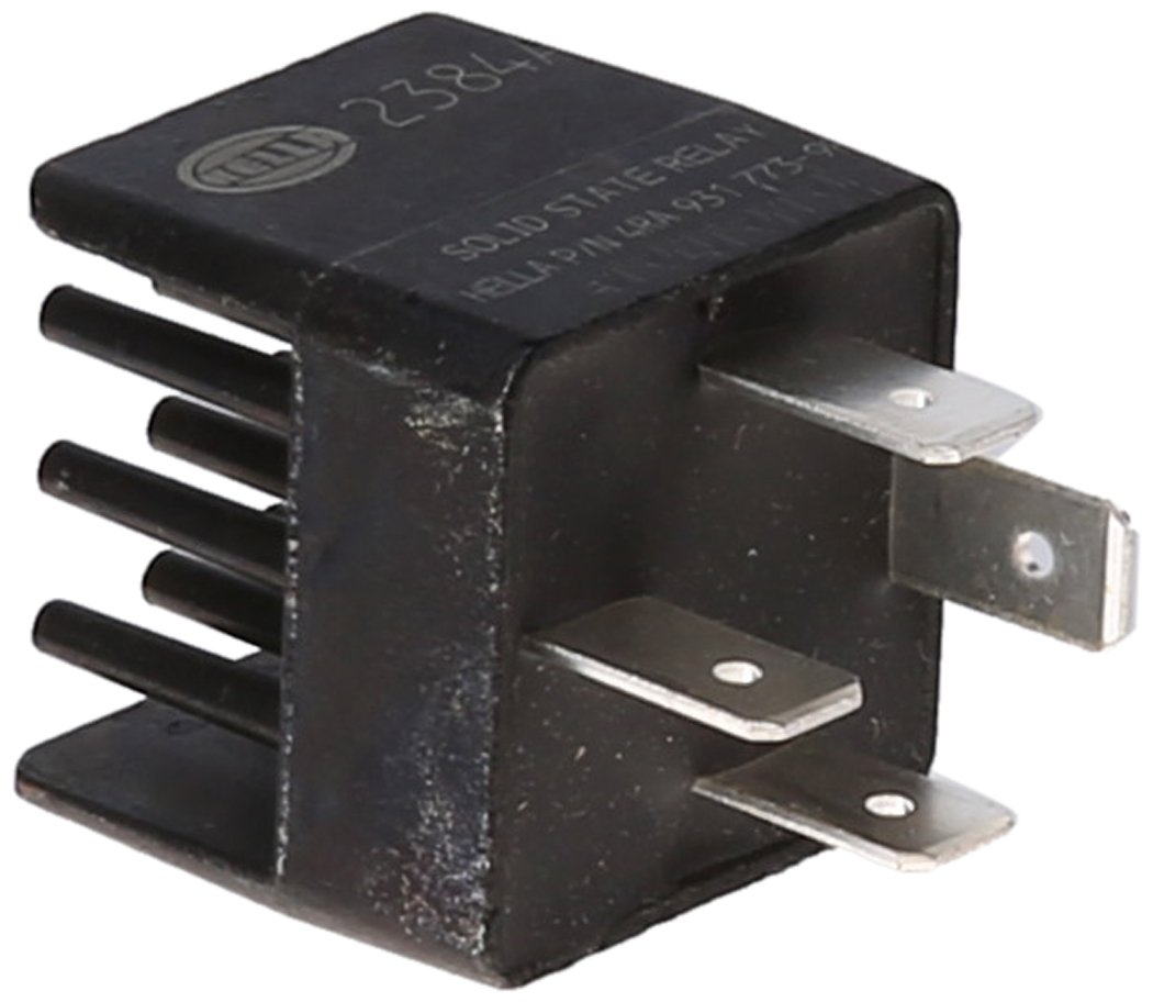 Best Rated In Automotive Performance Switches Relays Helpful Wiring Diagram For Spal 30102120 Hella H41773001 Solid State Ceramic 32 Amp Spst Mini Relay Product Image