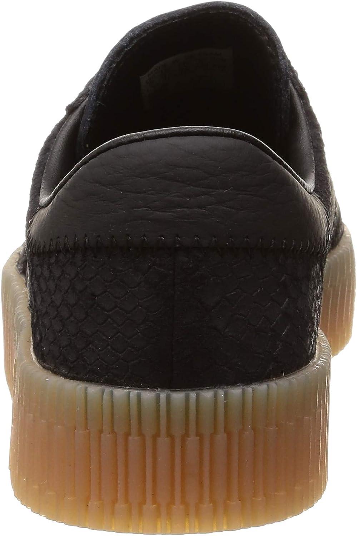 adidas Sambarose W, Scarpe da Fitness Donna Nero Negbás Negbás Gum3 000
