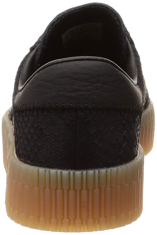 on sale 86715 f0ae6 adidas Damen Sambarose W Fitnessschuhe, schwarz m7650 opt.wh
