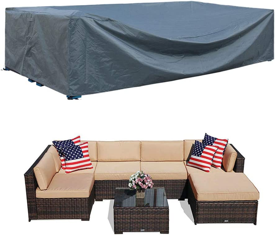 Patio Furniture Covers Sectional Waterproof Outdoor Furniture Set Covers Large Loveseat Covers Waterproof Heavy Duty 126
