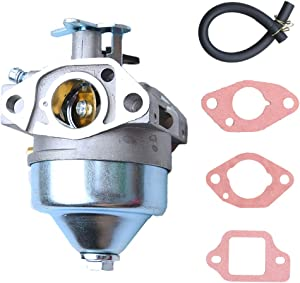 Anxingo Carburetor for Honda GCV190 GCV190A GV190LA HRB217 HRX217 HRX217K1 HRX217K2 Carb Pressure Washer Lawn Mower 16100-Z0Y-813