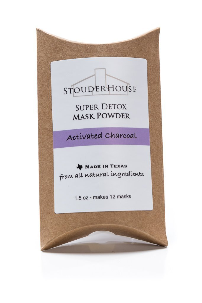 Super Detox Mask Powder - makes 12 masks by StouderHouse