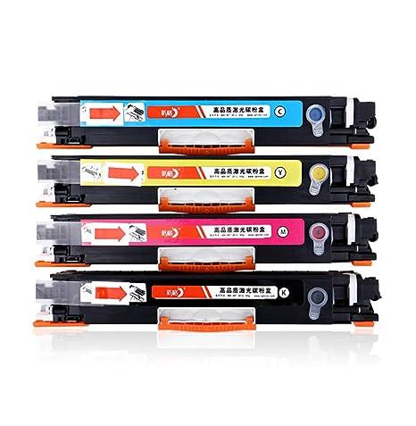 Compatible con los Cartuchos de tóner de Color Hpce310 ...