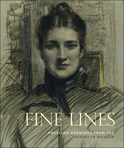 Fine Lines: American Drawings From the Brooklyn Museum por Karen A. Sherry