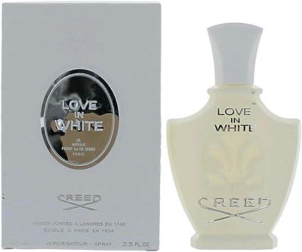 perfume creed love in white precio