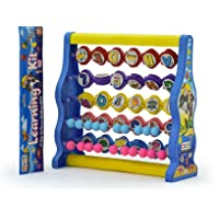 TANMAN Educational Learning Counting Frame ( Assorted Colors )