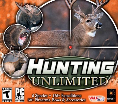 Valusoft Hunting Unlimited (Jewel Case) - PC