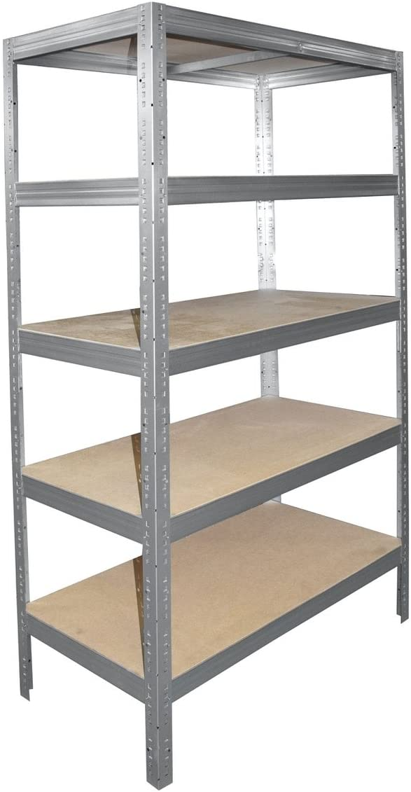 capacit/é de 1000 kg entrep/ôts garage grenier atelier maison shelfplaza/® PRO /Étag/ère modulaire galvanis/é de 200x70x50 cm avec 5 tablettes