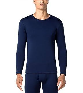 LAPASA Ropa Térmica para Hombre Pantalón/Camiseta/Conjunto Extra-Warm -Brushed Back