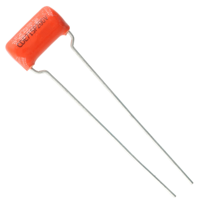 .015uF @ 400VDC Sprague Orange Drop Film Radial Capacitor 225P