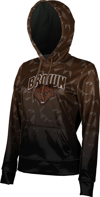 Maya School Spirit Sweatshirt ProSphere Brown University Girls Pullover Hoodie