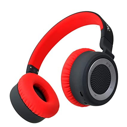 a139dfecb99 boAt Rockerz 430 Bluetooth Headphones with Mic (Red): Buy boAt Rockerz 430  Bluetooth Headphones with Mic (Red) Online at Low Price in India - Amazon.in