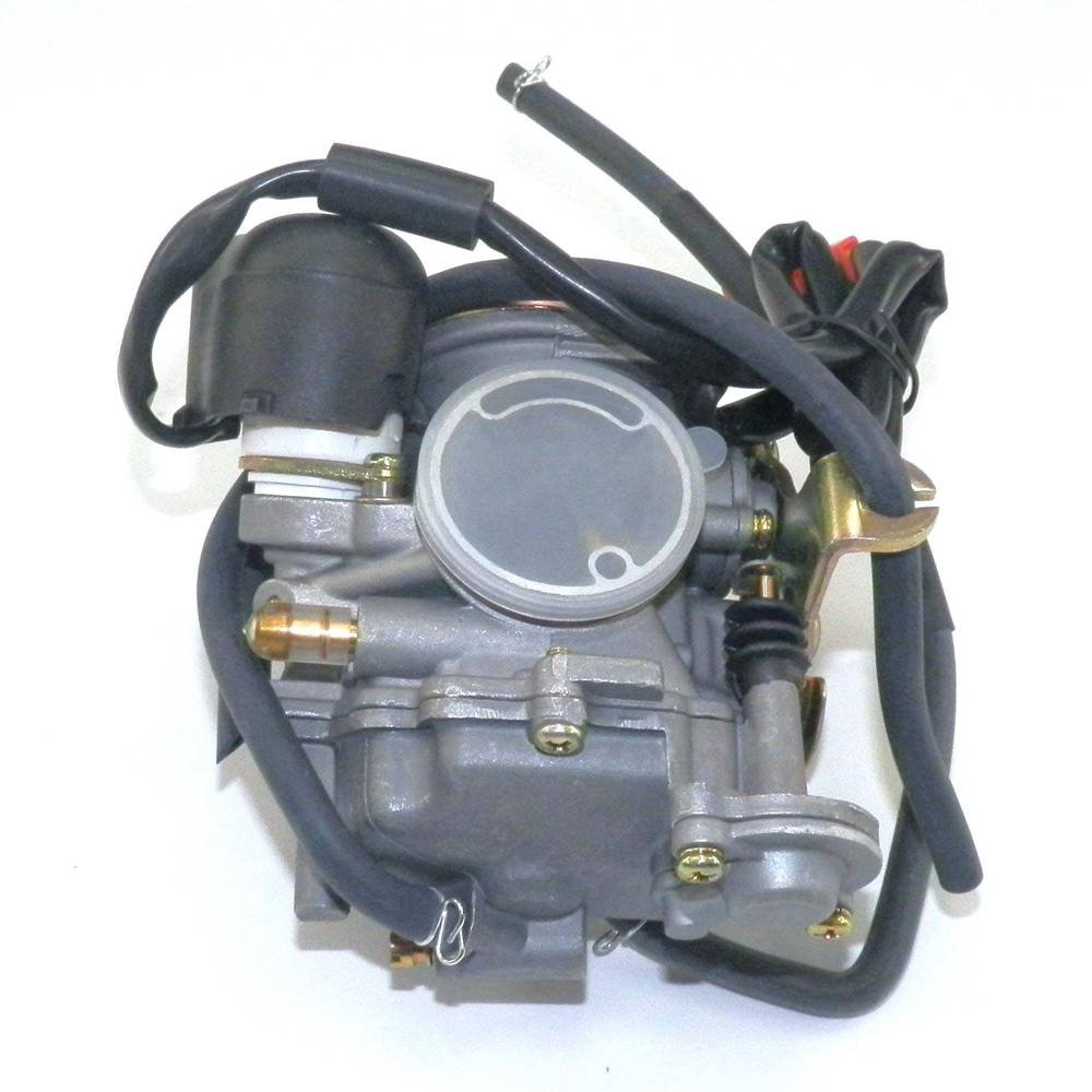 YunShuo Performance Carburetor 50cc-100cc 139QMB GY6 Scooter Carb CVK 20mm by YunShuo (Image #7)
