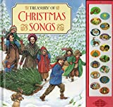 img - for Treasury of Christmas Songs book / textbook / text book