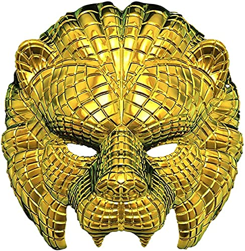 Halloween Clothing Soldier Mask for Men Women Cosplay Masquerade Accessories Halloween Prop For Halloween The Goods May Not Arrive on The Same Day So Purchase with Caution (Lion Head VIP 2)